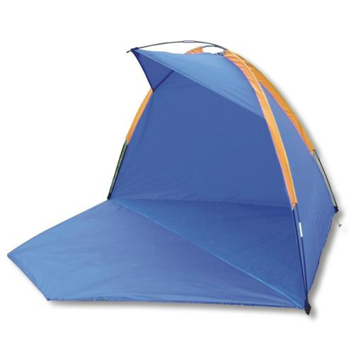 Тент пляжный Greenwood Solo beach shelter синий 110х210х115см