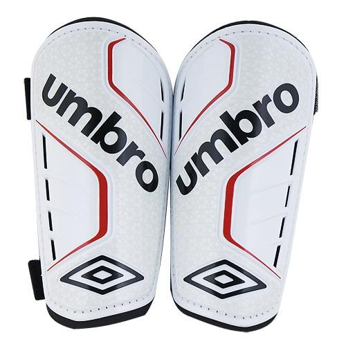 Щитки футбольные Umbro Veloce III Guard Slip Jr 20519U-CI3