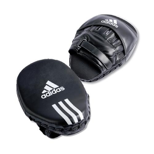 Лапы Adidas Training Curved Focus Mitts Short adiBAC01