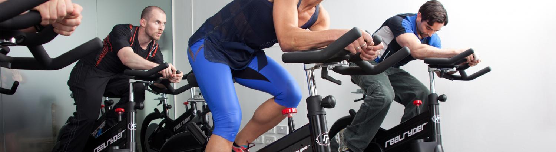 Интервальные тренировки для похудения на велотренажер
