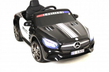 Электромобиль RiverToys MERCEDES-BENZ SL500 (полиция)