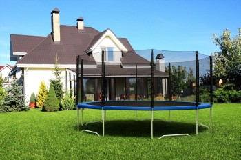 Аренда батута DIAMOND FITNESS External 16ft (488 см)