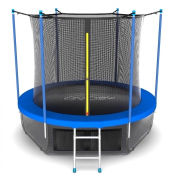 Батут EVO JUMP Internal 12ft (Sky) + нижняя сеть