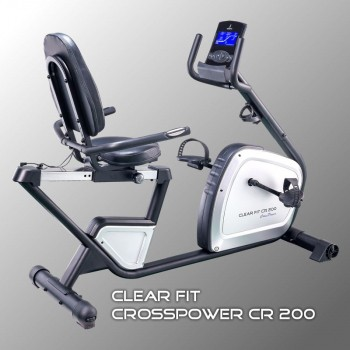 Велотренажер Clear Fit CrossPower CR 200