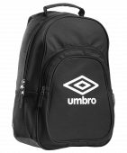 Рюкзак Umbro TEAM BACKPACK 751115, чер./бел.