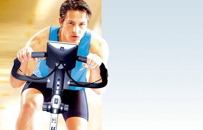 Велотренажер для похудения, программа тренировок, польза