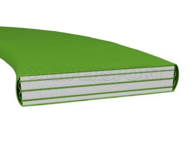 Батут Unix 12 ft inside (green)