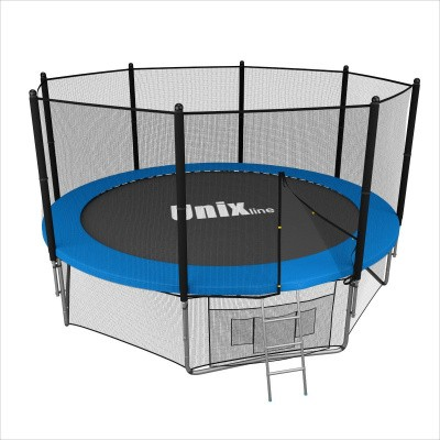 Батут UNIX line 12 ft outside (Blue)