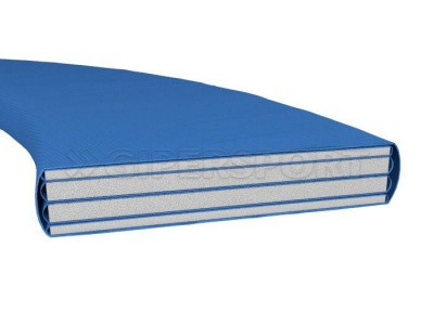 Батут Unix 8 ft inside (blue)